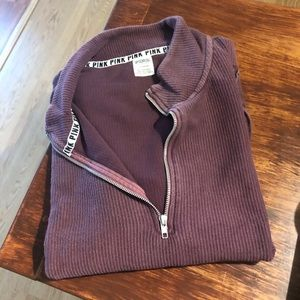 NWOT PINK by Victoria Secret Sweater